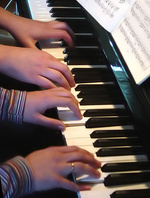 Workshop pianosamenspel